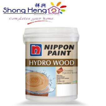 Harga Nippon Hydro Wood 1L (SATIN FINISH)-OAK T111