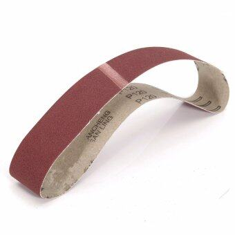 Harga 4Pcs 50x686mm Sanding Belts 120Grit Belt Sander Power Tools