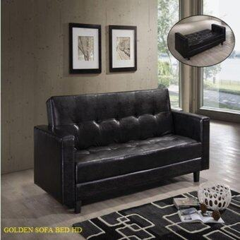 Harga GF 05 BLACK SOFA BED