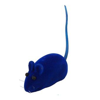 Harga Little Mouse Squeak Sound Funny Rat Toy For Cat Kitten Pet Teaser Play Toys (Intl)