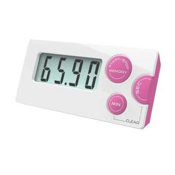 Harga Kitchen Timer with Magnet (Multipurpose Count Down Timer) - PINK