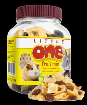 Harga Little One Fruit Mix - 200g