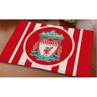 Harga Football Club-Themed Mat-Liverpool