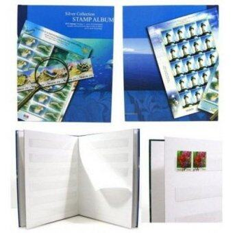 Harga Stamp Collection Album Silver Edition
