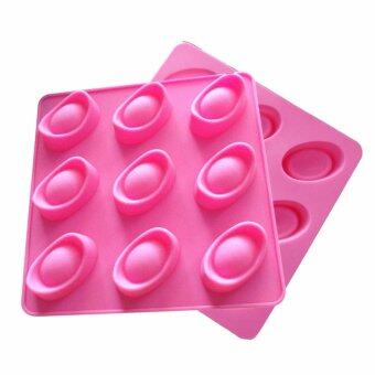 Harga Chinese Gold Ingot Shaped Silicone Chocolate Mold
