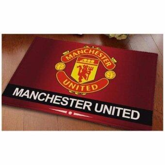 Harga Football Club-Themed Mat-Manchester United
