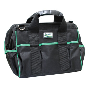 Harga Pro'sKit ST-5310 Handheld Big Size Multiple Tool Bag with Shoulder Strap