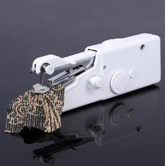 Harga Handheld portable sewing machine handy stitch Multi-function mini electric sewing machine Handheld sewing machine