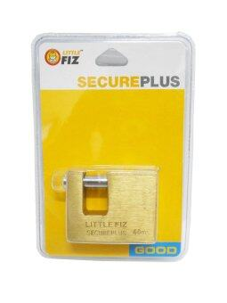 Harga Little Fiz Shutter Padlock Size 60Mm Color Brass Finish