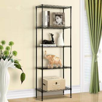 Harga 5 - Slab Compartment Durable Steel Corner Stand