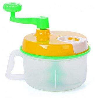 Harga Multifunction Kitchen Essential Chopper Green