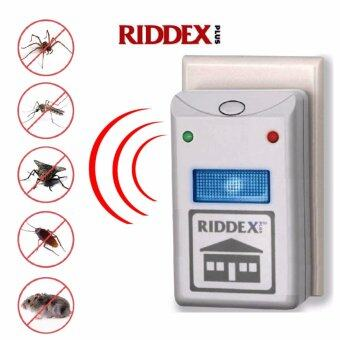 Harga Riddex Pest Repelling Aid Electronic House/Roaches/Ants/Mouse