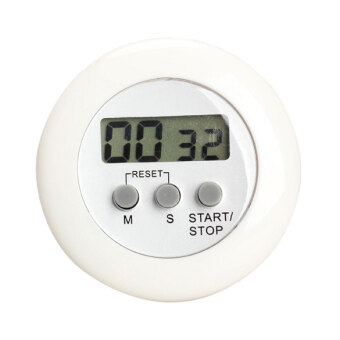 Harga LCD Digital Kitchen Timer White
