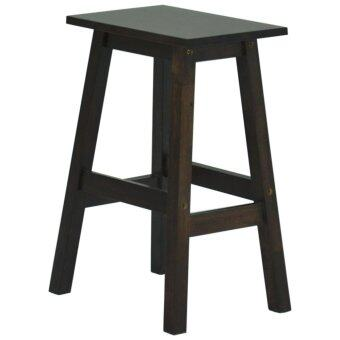 Harga HGF-ST-SQ600CP-1 High Bar Stool Cappuccino Set of 1