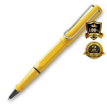 Harga Lamy Safari Rollerball Pen Yellow - 318