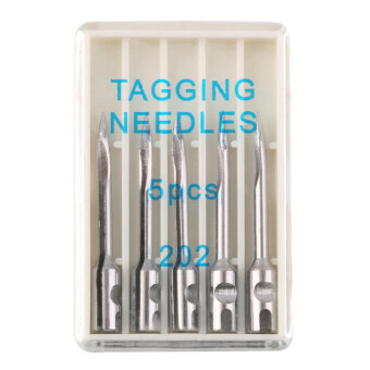 Harga Allwin 5 x Clothes Regular Standard Price Lable Tag Tagging Gun Tagger Steel Needles Silver