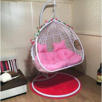 Harga DOUBLE BASKET SWING CHAIR