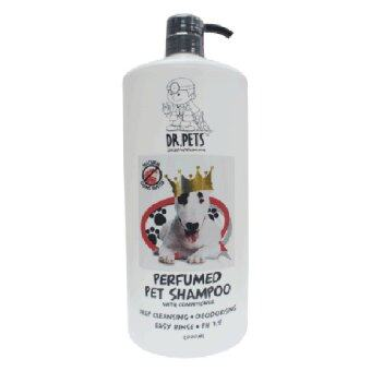 Harga DR PETS Inspired By LADY GAGA NATURAL GERMS BUSTER PERFUMED PET SHAMPOO (DOG)