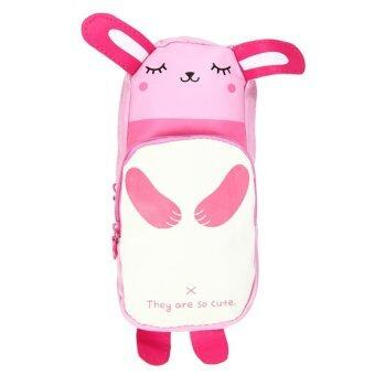 Harga Twinkle Club Cartoon Pencil Cases(Pink)