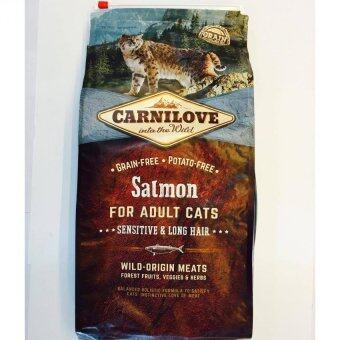 Harga Brit Carnilove Cat Adult Salmon Grain-Free (6KG)