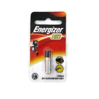 Harga 2 Packets Energizer A27 12V Alkaline Battery