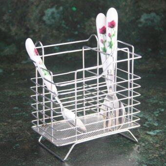 Harga CHROMED S/S Cutlery Holder 12024