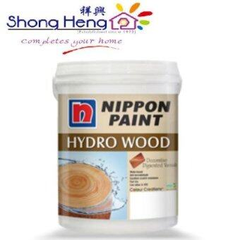 Harga Nippon Hydro Wood 1L (SATIN FINISH)-GOLDEN PINE T103
