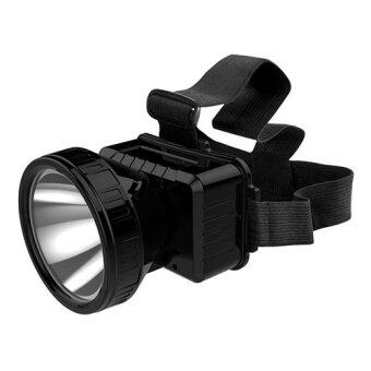 Harga Kang Ming Sheng - KM-1605 LED Rechargeable Lead Acid Head Lamp