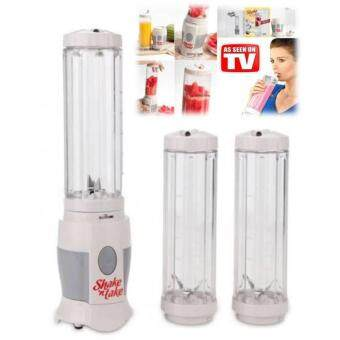 Harga Shake N' Take Blender with 3 Travel Bottles