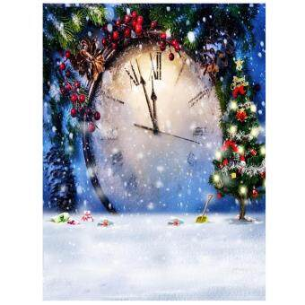Harga Merry Christmas 5D Diamond Painting Embroidery DIY Craft Cross Stitch Art New