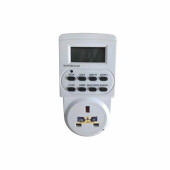 Harga SUM 0026, 13A Digital Plug In Timer