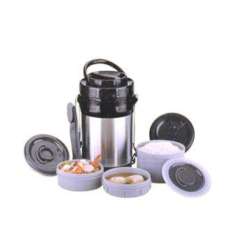 Harga MEGA 2.0L Stainless Vacuum Food Flask