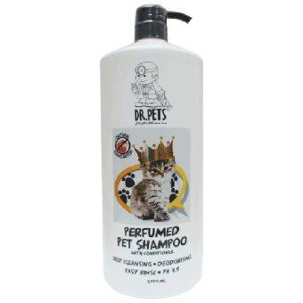 Harga DR PETS Inspired By PARIS HILTON NATURAL GERMS BUSTER PERFUMED PET SHAMPOO (CAT)