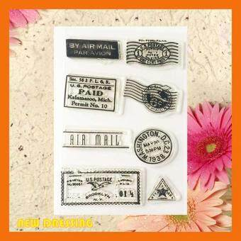 Harga Stamp Collection Clear Stamp