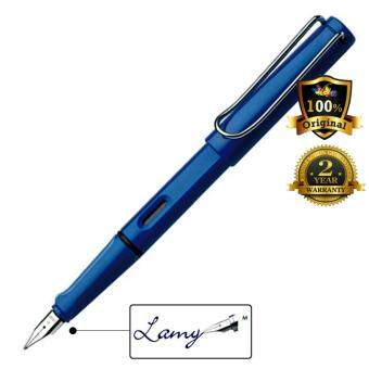 Harga Lamy Safari Fountain Pen Medium Nib Blue -14M