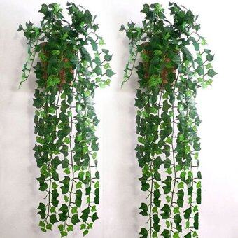 Harga Buytra Artificial Ivy Green Leaf Enduring Garland Plantsg Home Decor