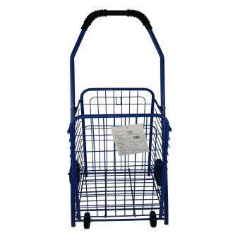 Harga Foldable Shopping Grocery Trolley