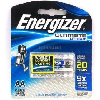 Harga Energizer Ultimate Lithium Battery 2's AA