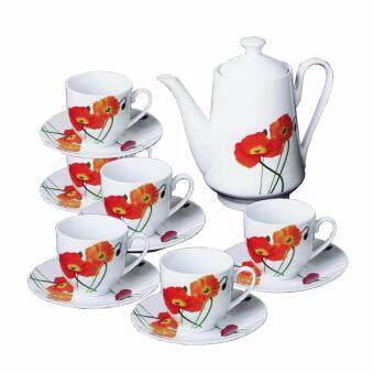 Harga Morning Glory 14pcs Tea Set