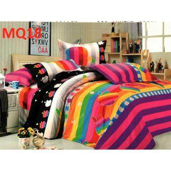 Harga Mimiko Queen size fitted bedsheet