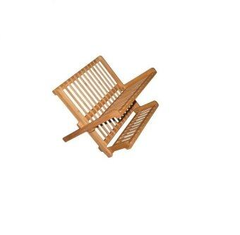 Harga Little Homes Wooden Dish Rack