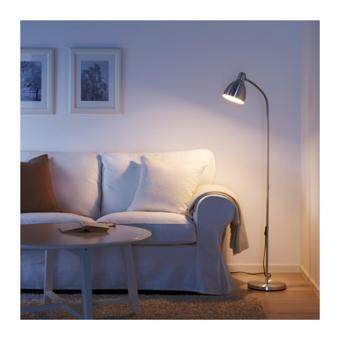 Harga LERSTA Floor Reading Lamp - Aluminium Body