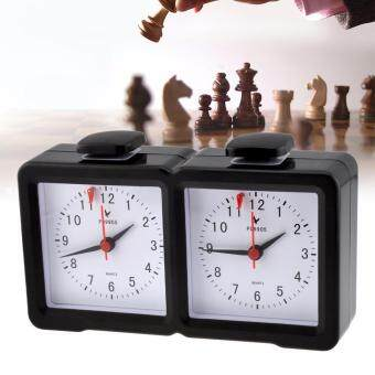 Harga Analogue Digital Chess Clocks / I-Go Clock Multifunction Game Clock QZ002H