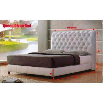 Harga Ricco Martini Luxury Queen Divan Bed