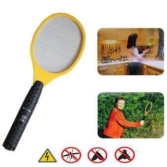 Harga Electric Mosquito Racket Outdoor Fly Zapper Electronic Mosquito Killer Racket Bug Zapper Mosquito Swatter Raquete mosquito