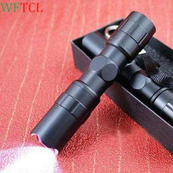 Harga WFTCL Mini LED Linterna LED Water Resistant LED Tactical Flashlight Outdoor Torch battery (not included) powered Mini LED lights