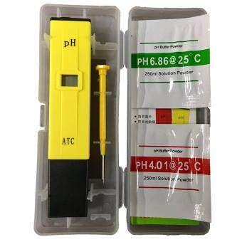 Harga PH Meter with ATC suitable for hydroponic, fertigation, aquaponics