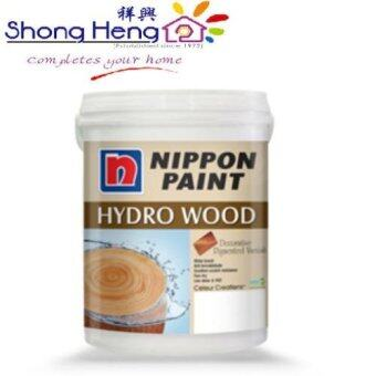 Harga Nippon Hydro Wood 1L (SATIN FINISH)-MERANTI T101