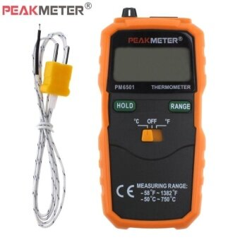 K-Type Digital Thermometer Wireless Temperature Meter Digital LCDDisplay with Thermocouple Probe
