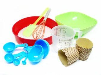 Harga Little Homes Baking Set - Muffin
